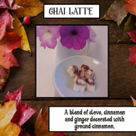 12 x Chai Latte Wax Melts