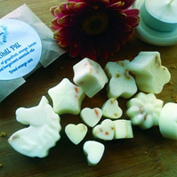 Chill Pill 3 x Flower Shaped Wax Melts