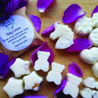 Baby Lotion 3 x Teddy Bear Wax Melts