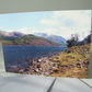 Lake Enerdale - landscape greeting card