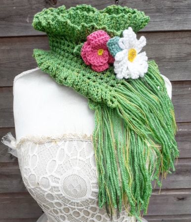 crochet scarf wrapums design