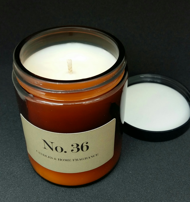 ESPRESSO Soy Candle