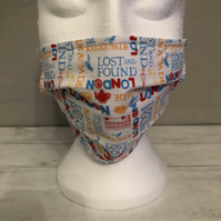 Face mask covering london