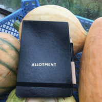 Allotment Pocket Notebook with Pencil