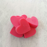 Pomegranate Wax Melts - Highly Fragranced - Soy Wax