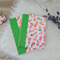 Feathers Notebook Set
