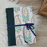 Golden Paisley Envelope Book