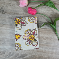 Lokta Flowers Notebook