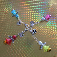 Christmas Angel charms.