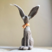 Needlefelted Hare