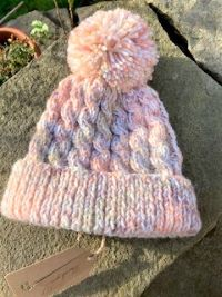 Designer Bobble Hat - Adult