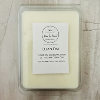 CLEAN DAY - Linen Fresh Full Size Wax Pack Eco Melts