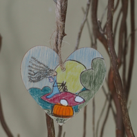 Fairy Hanging Decoration