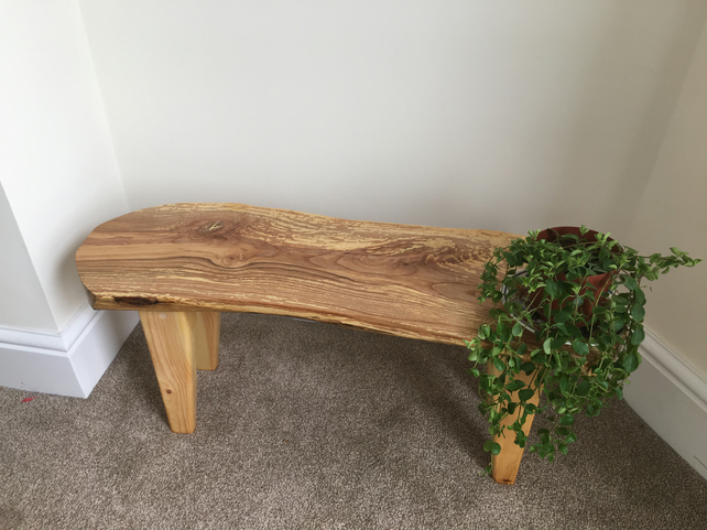 Spalted Ash Coffee Table