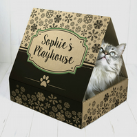 EcoKitty Catnip Hamper for Cats