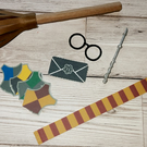 Xmas Elf Harry Potter props set