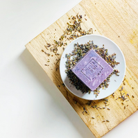 Lavender & Chamomile Natural Soap Bar