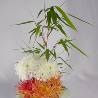 Ikebana for simple, stunning flower arrangements