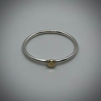 Gold Penny Ring