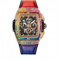 HUBLOT King Gold Rainbow Spirit of Big Bang Watch 42mm