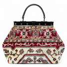 HEIRLOOM Firebird Light - Mary Poppins Victorian Classic Carpet Bag