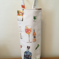 Bottle Bag Gin and Tonic
