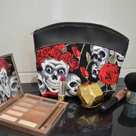 Posh Makeup Cosmetic Bag