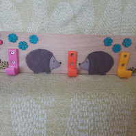 Childrens Coat Rack