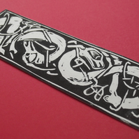 Celtic bookmark