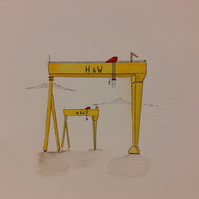 Harland and wolff - original