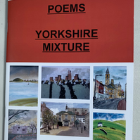 Poetry Booklet 'Yorkshire Mixture'