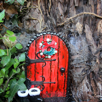 Christmas Elf or Fairy Door