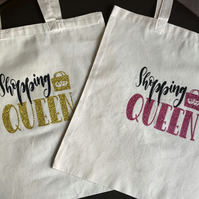 Tote Bags, with slogans on in organic cotton 5oz tote bags with vinyl writing on