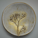 Trinket dish - Golden Jewellery dish