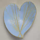 Trinket dish - heart shaped Jewellery dish
