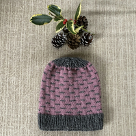 Hand Knitted Wool Beanies