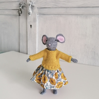 Elsie Mouse Craft kit