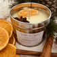 Handmade Scented Soy Candle Christmas Spice Gift Secret Santa Hand poured 200ML