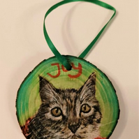 Personalized Pet hanging Portrait