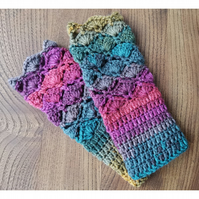 Fingerless Gloves Christmas Gift Box