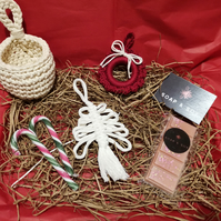 Home Decor Christmas Gift Box