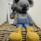 Crochet Kit - Kevin Koala - 40cm - Luxury DIY Complete Kit