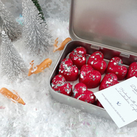 Reindeer Footprints Wax Melts - Hearts