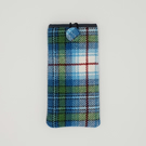 Snowdrop Tartan Medium Mobile Phone Case