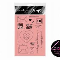 For The Love Of Stamps - Hunkydory - Designer Selection 2 - Paper Hugs