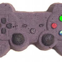 Aventurs Cread Scented PlayStation controller Bath Bomb, kids boys bath Bomb, ga