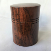 Woodturned Jewellery Box