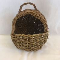 Willow Bird Nesting Basket