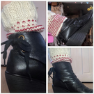 Boot Cuffs Toppers
