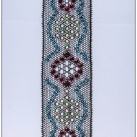 Mary Bookmark Lace Pattern